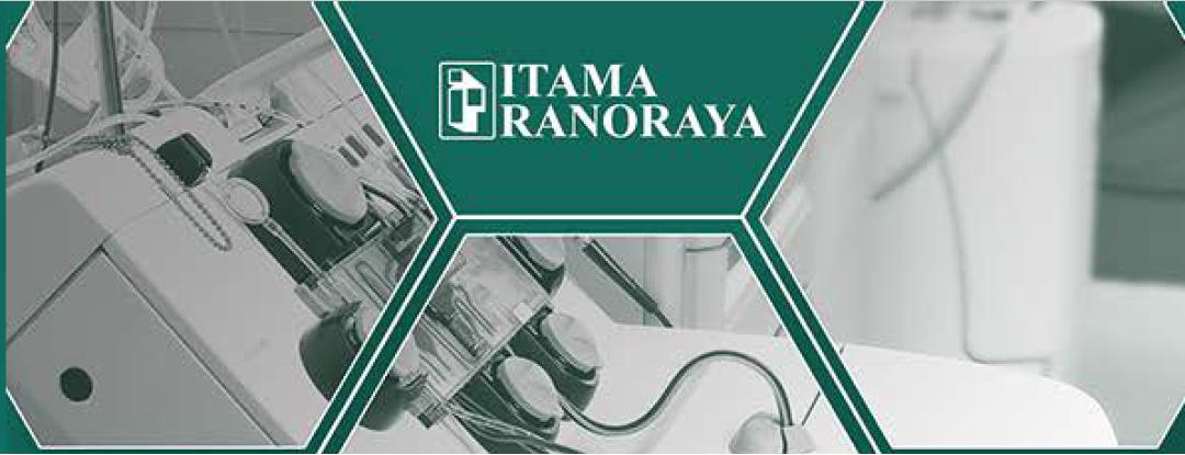 Laporan Tahunan PT Itama Ranoraya Tbk.